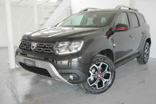 suv Dacia Duster Ultimate Blue dCi 115 4WD