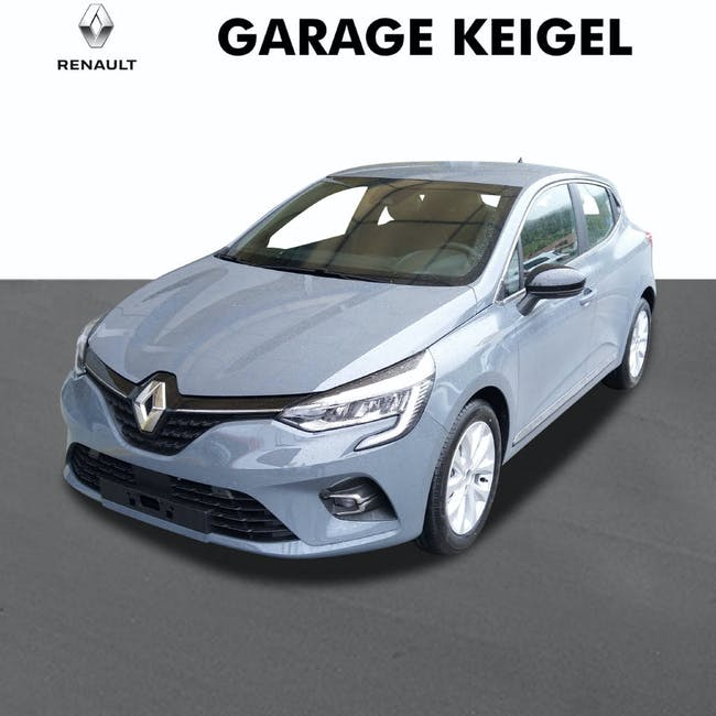 saloon Renault Clio 1.0 TCe Intens