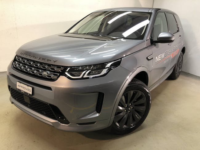 saloon Land Rover Discovery Sport 2.0 TD4 180 R-Dynamic S
