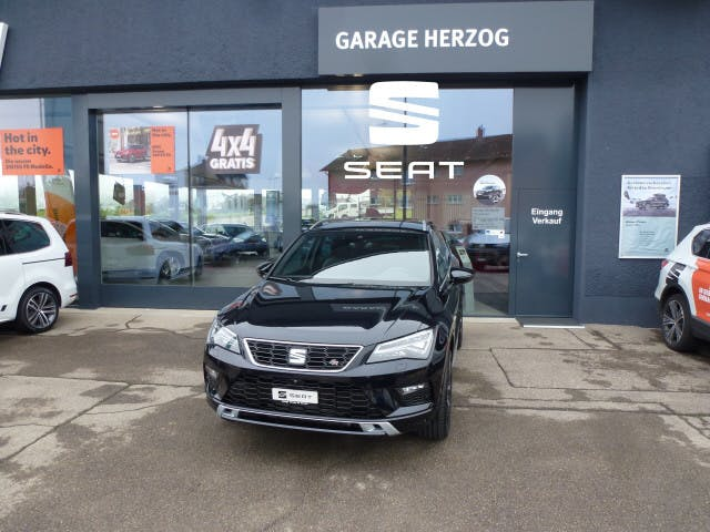 estate SEAT Ateca 2.0TSI SWISS FR 4D