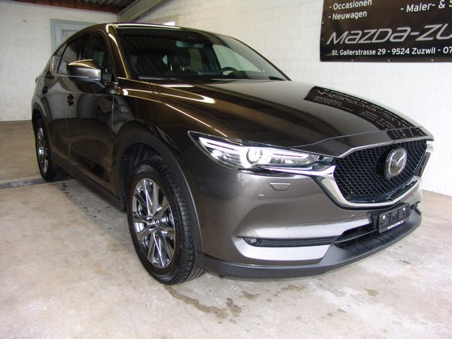 suv Mazda CX-5 2.5 Revolution AWD AT Signatur