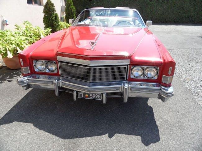 cabriolet Cadillac Eldorado CABRIO
