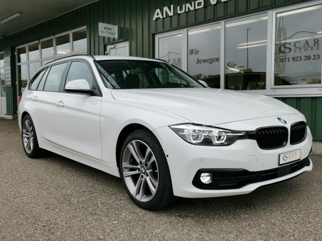 estate BMW 3er 320d xDrive Touring SwiAS