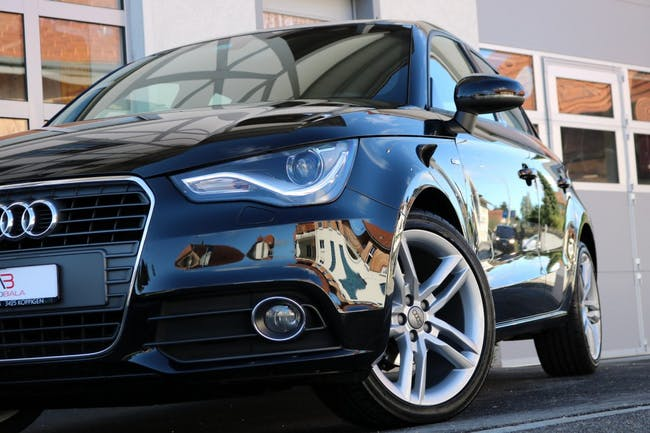 saloon Audi A1 Sportback 1.2 TFSI Ambition S-Line