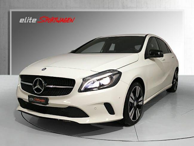 saloon Mercedes-Benz A-Klasse A 200 CDI Night Star R.Kamera