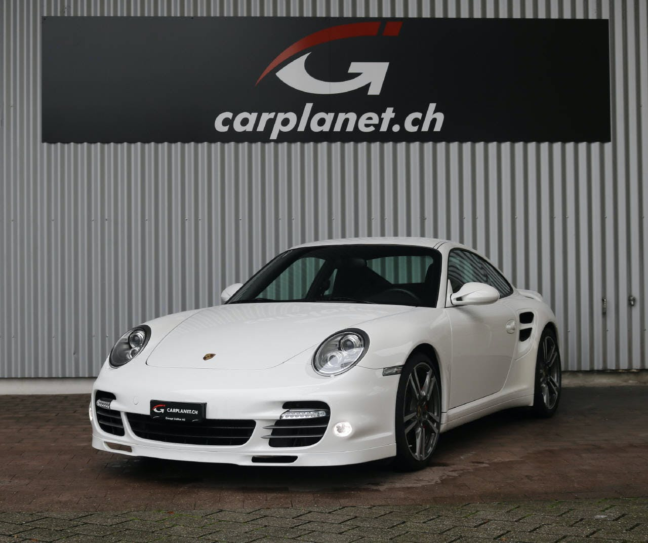 coupe Porsche 911 Coupé 3.8 Turbo 585 PS