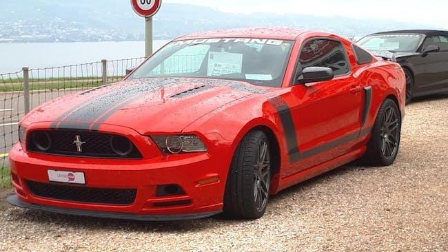 coupe Ford Mustang BULLITT