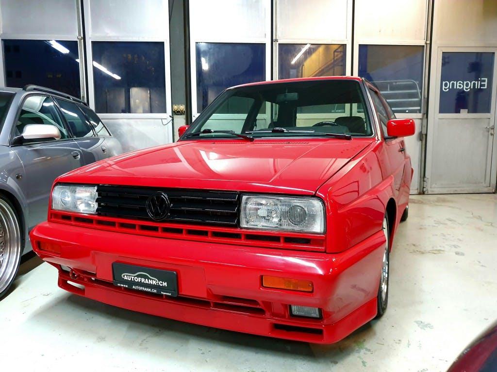 saloon VW Golf 1800 Rallye G60
