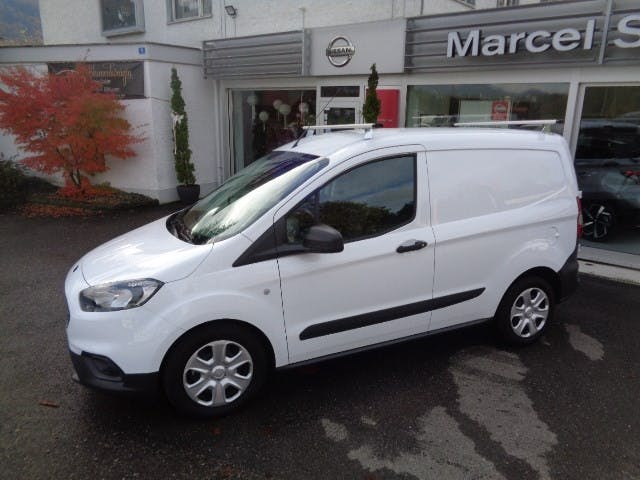 saloon Ford Courier Transit Combi 1.0 EcoBoost Trend