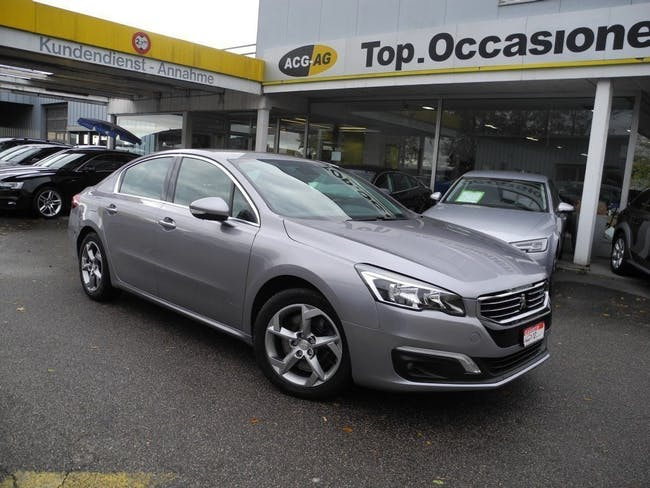 saloon Peugeot 508 2.0 BlueHDi Allure Automatic