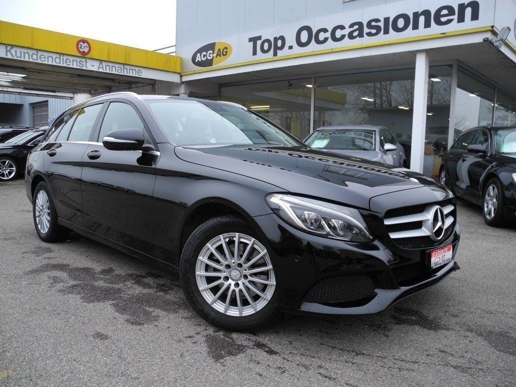 estate Mercedes-Benz C-Klasse C 220 BlueTEC 7G-Tronic