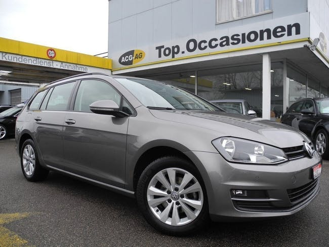 estate VW Golf Variant 1.4 TSI Comfortline