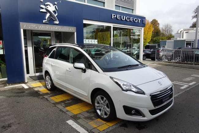 estate Peugeot 5008 1.6 BlueHDi Allure
