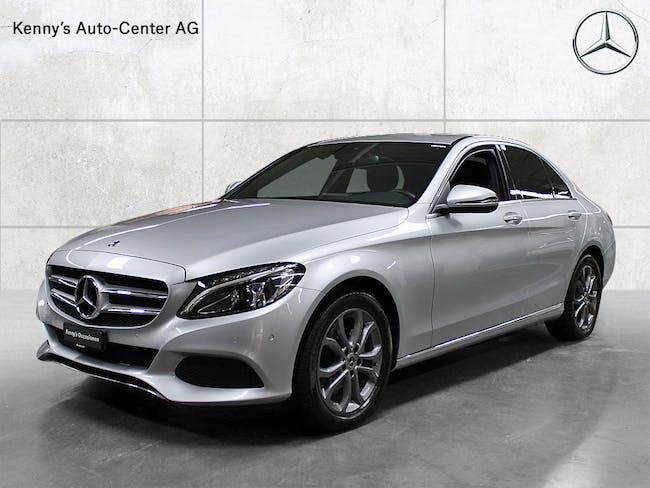 saloon Mercedes-Benz C-Klasse C 180 Avantgarde