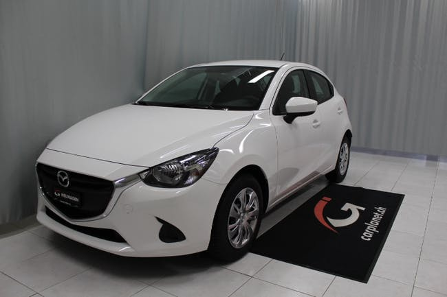 saloon Mazda 2 1.5 90 Ambition