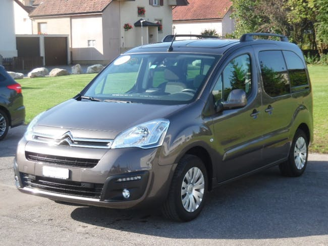 van Citroën Berlingo 1.6i BlueHDi Shine