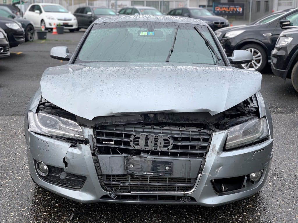 coupe Audi A5 Coupé 2.0 TFSI quattro S-tronic