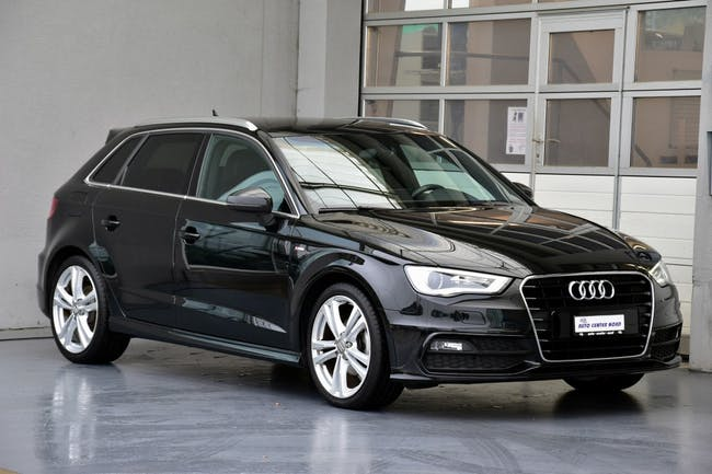 saloon Audi A3 1.4 TFSI Ambition
