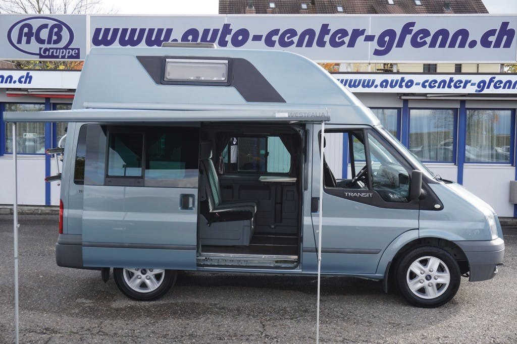 suv Ford Transit Nugget Westfalia FT300 2.2TDI 140PS