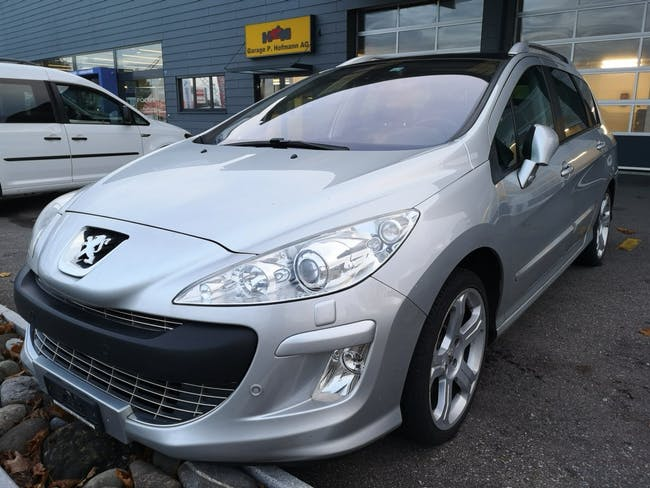 estate Peugeot 308 SW 2.0 HDI Sport Pack Automatic
