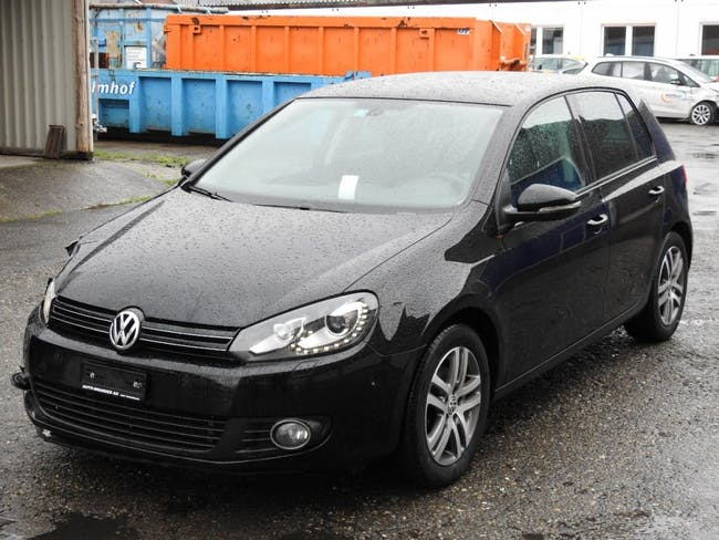 saloon VW Golf 1.4 TSI Comfortline