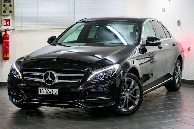 saloon Mercedes-Benz C-Klasse C 220 BlueTEC Avantgarde 7G-Tronic