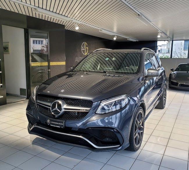 suv Mercedes-Benz GLE-Klasse GLE 63 S AMG 4Matic Speedshift Plus 7G-Tronic