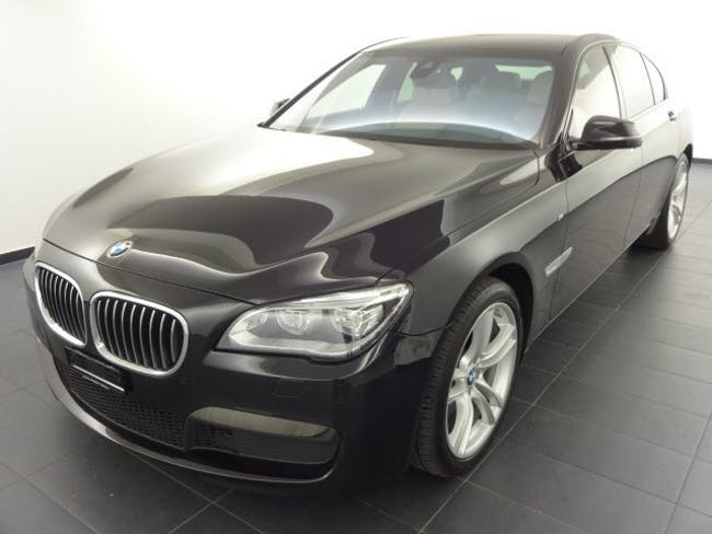 saloon BMW 7er 750i xDrive