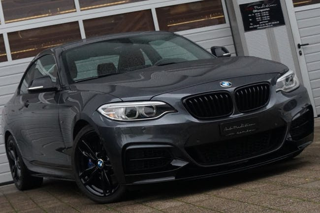 coupe BMW 2er M240i - PERFORMANCE PAKET - FULL OPTION