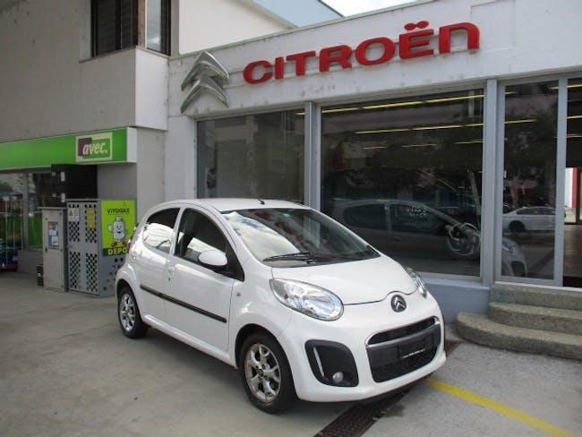 saloon Citroën C1 1.0i Exclusive