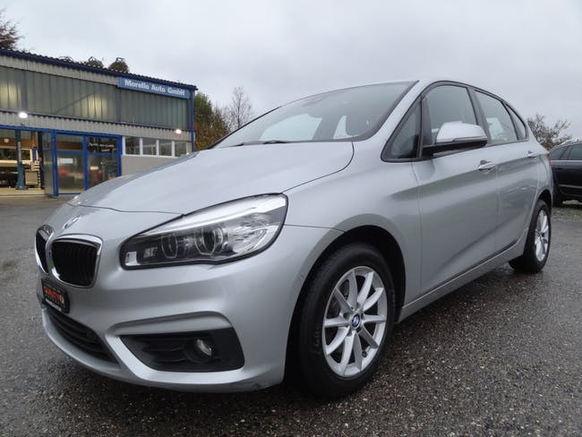 van BMW 2er 218d xDrive Active Tourer Steptronic