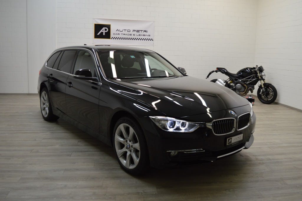 estate BMW 3er 320d xDrive Touring Luxury Line Steptronic