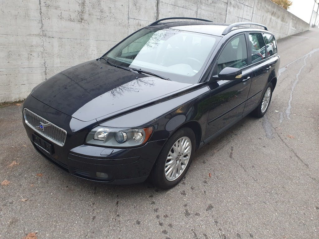estate Volvo V50 T5 AWD Summum