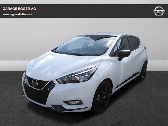 saloon Nissan Micra IG-T 100 n-sport