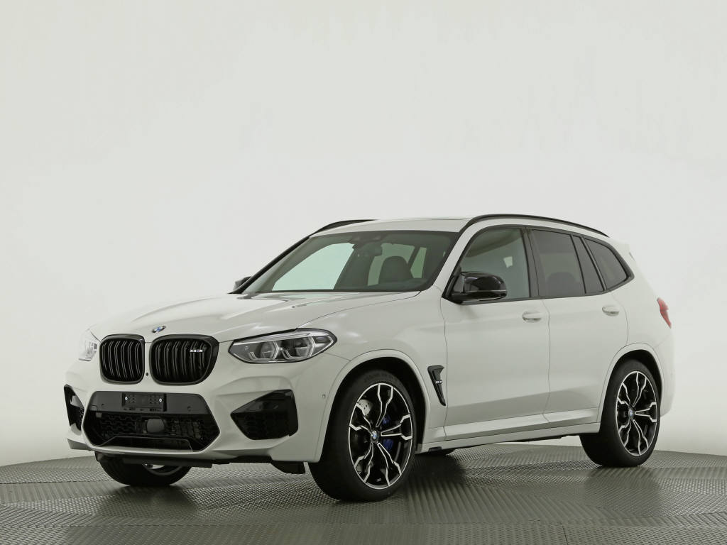 suv BMW X3 M Competition