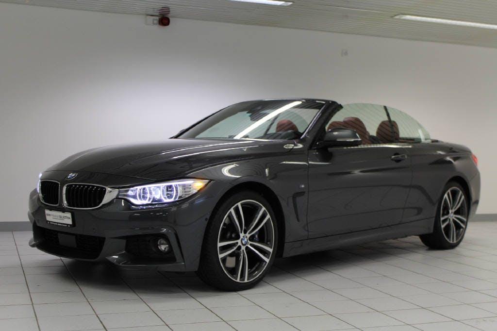 van BMW 4er 435i SAG