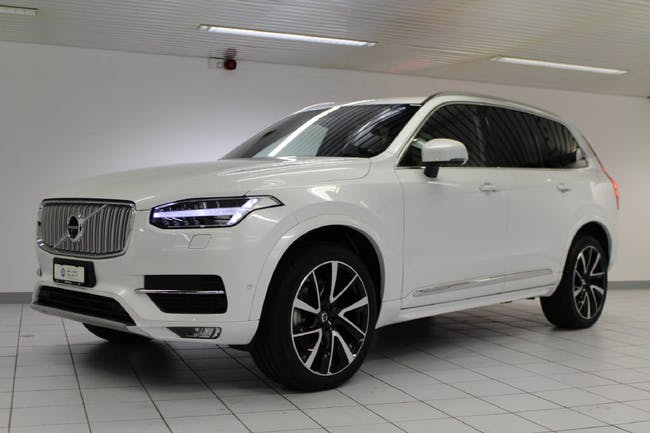 saloon Volvo XC90 2.0 D5 Inscription 7P. AWD
