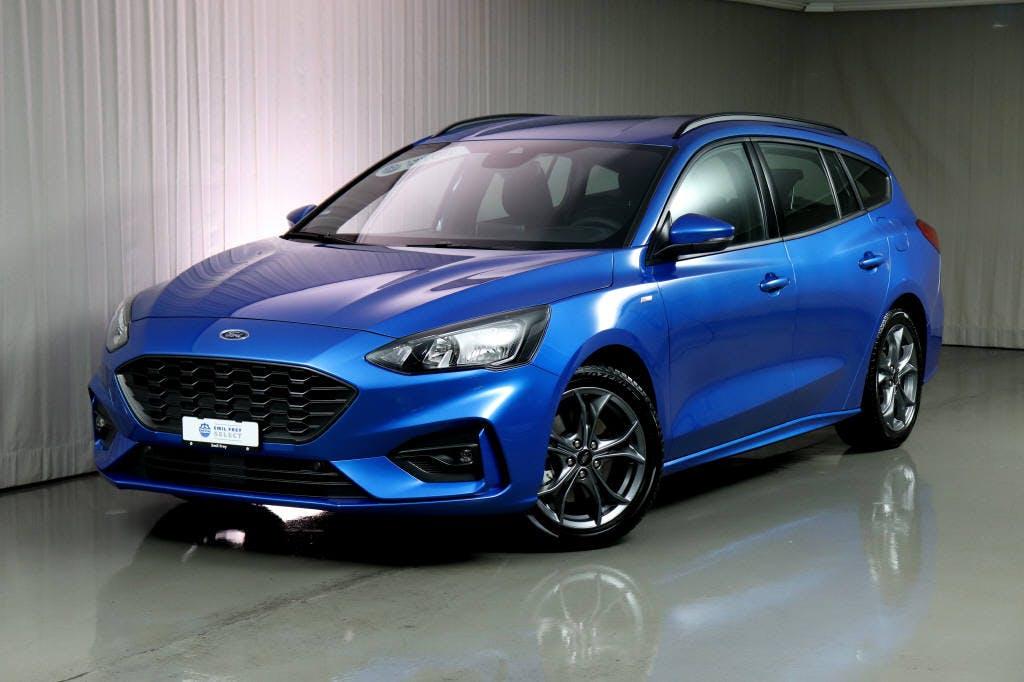 suv Ford Focus 1.0i EcoB 125 ST-Line