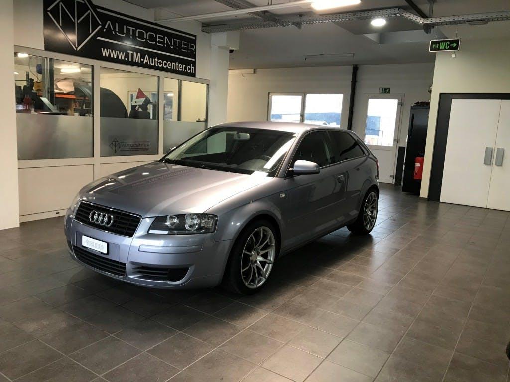 saloon Audi A3 1.6 Ambiente