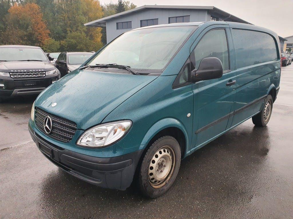 pickup Mercedes-Benz Vito 111 CDI