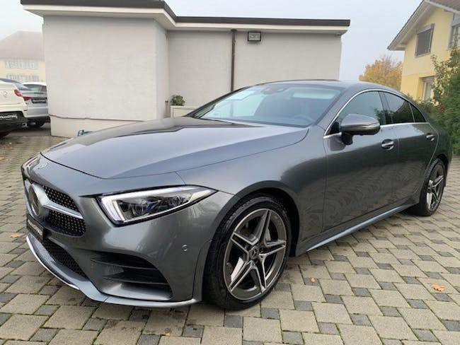 saloon Mercedes-Benz CLS 350 d AMG Line 4Matic 9G-Tronic