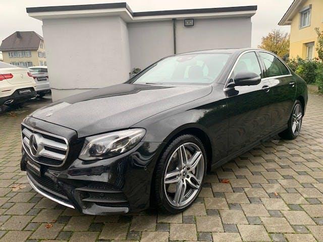 saloon Mercedes-Benz E-Klasse E 450 AMG Line 4Matic 9G-Tronic
