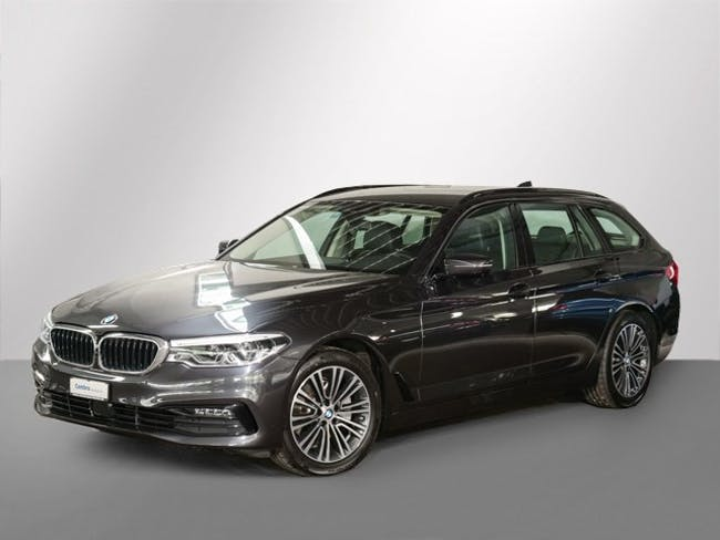 estate BMW 5er 520 D XDRIVE TOURING
