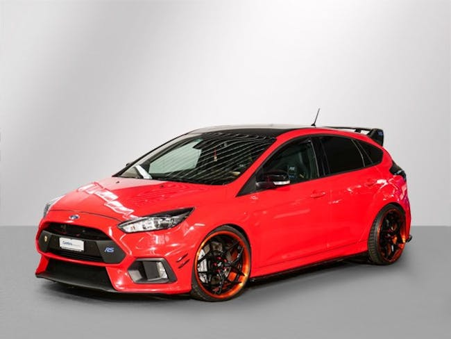 saloon Ford Focus 2.3 ECOB RS+ RACE RED EDITION