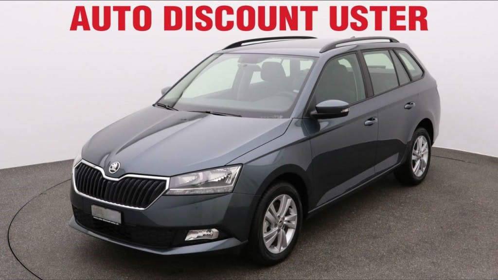 estate Skoda Fabia 1.0 TSI Ambition
