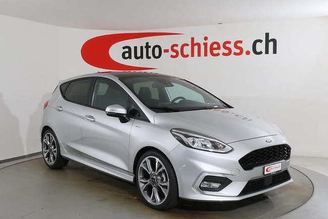saloon Ford Fiesta 1.0 Eco Boost ST Line