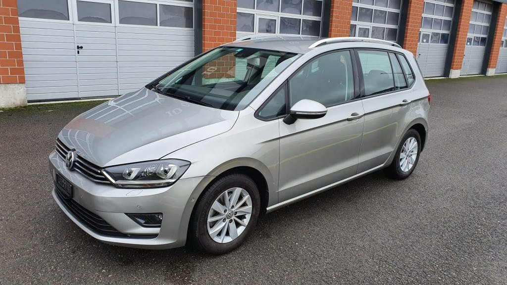 van VW Golf Sportsvan 1.4 TSI Highline