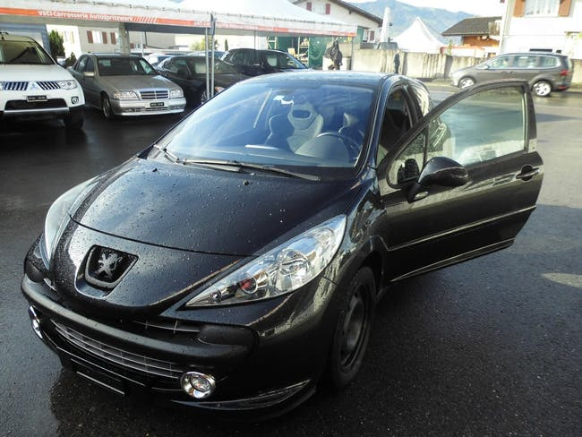 saloon Peugeot 207 1.6 16V Turbo GTi