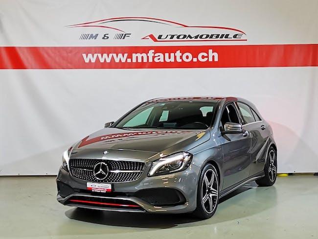 saloon Mercedes-Benz A-Klasse A 250 Sport 4m