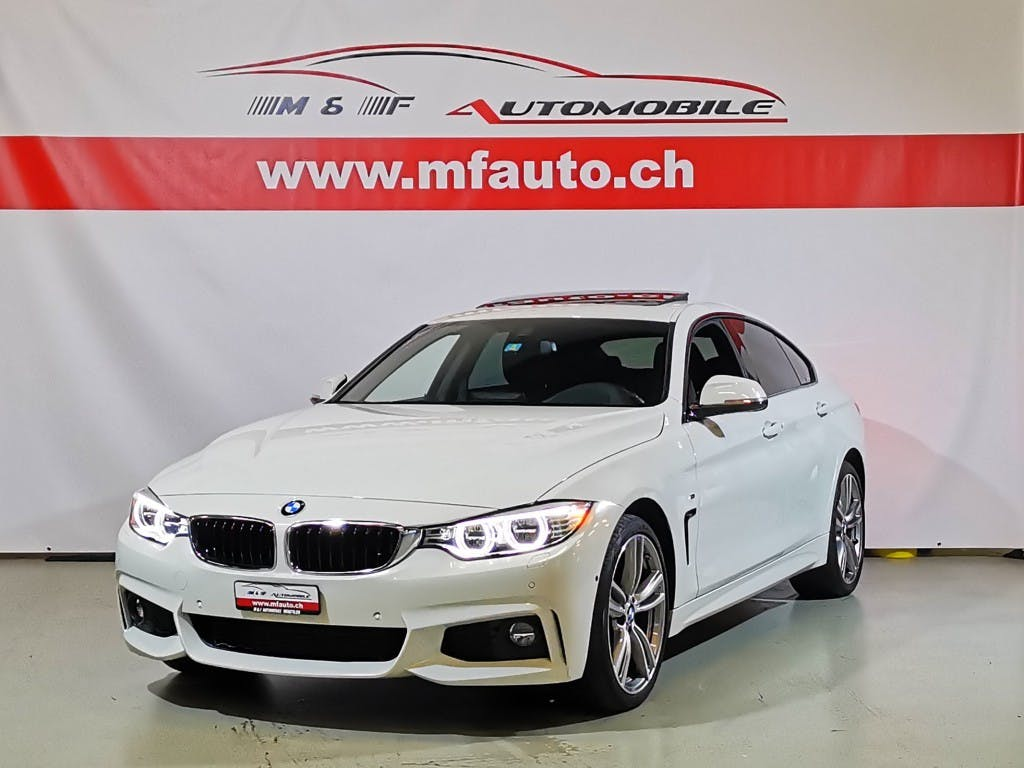saloon BMW 4er 428 i Gran Coupé xDrive SAG